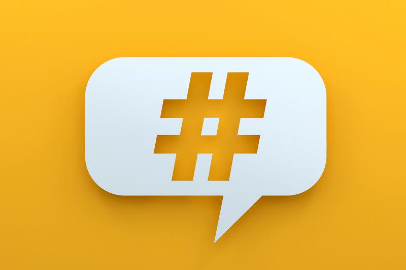 Automação no Instagram - hashtag